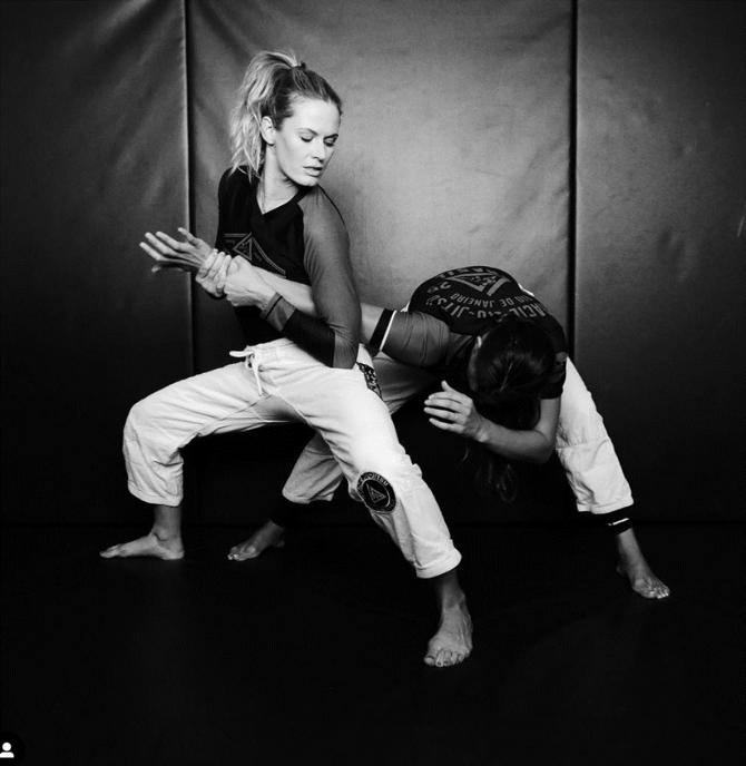 Conversational Jiu-jitsu
