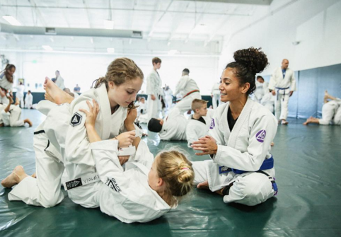 Leave Your Stress on the Mats
