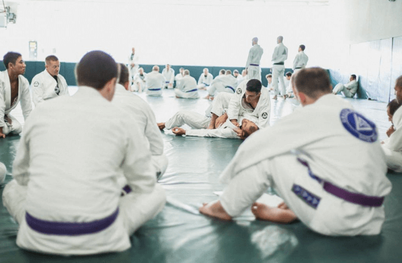 BJJ Classes in NYC
